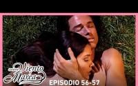 Resumen Contra viento y marea – Capitulo 56-57 – Natalia y Sebastián funden su gran amor!