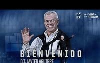 Entrevista con Javier Aguirre ya como nuevo DT de Rayados de Monterrey