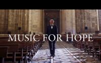 Andrea Bocelli: Music For Hope desde Duomo di Milano Online – Completo!