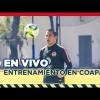 Entrenamiento del América desde Coapa en Vivo – Lunes 21 de Enero del 2019