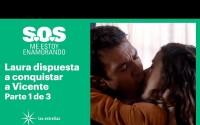 Resumen S.O.S Me estoy enamorando – Capitulo 14 – Laura besa a Vicente!