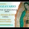 Homenaje a la Virgen de Guadalupe en Vivo – Martes 11 de Diciembre del 2018