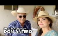 Ana Barbara visita a su padre Don Antero en el Rancho – Video Completo!