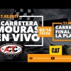 TC Mouras: Carrerra Final La Plata (Final TCM y TCPM) en Vivo – Domingo 17 de Febrero del 2019