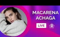 Entrevista con Macarena Achaga desde casa en Vivo y Online – #TNTenCasa – Viernes 8 de Mayo del 2020