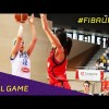 Italia vs China en Vivo – Baloncesto Campeonato del Mundo Femenil Sub 17 – Viernes 1 de Julio del 2016