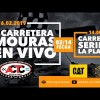 TC Mouras: Carrerra Series La Plata (Series TCM y TCPM) en Vivo – Sábado 16 de Febrero del 2019