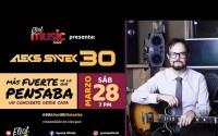 Concierto en Casa Aleks Syntek (Más fuerte de lo que pensaba) Online – Completo!