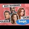 Lucero, Napoleón y Jean Duverger en la Saga Live programa del Miércoles 6 de Junio del 2018 – Completo, Online y Gratis!