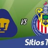Ver Pumas vs Chivas en Vivo – Domingo 27 de Julio del 2014