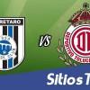 Ver Querétaro vs Toluca en Vivo – Viernes 26 de Septiembre del 2014