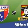 Atlante vs Coras Tepic en Vivo – Ascenso MX – Viernes 22 de Agosto del 2014