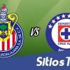 Ver Chivas vs Cruz Azul en Vivo – J2 Apertura 2015 – Domingo 2 de Agosto del 2015
