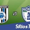 Ver Querétaro vs Pachuca en Vivo – Semifinales Vuelta Clausura 2015 – Domingo 24 de Mayo del 2015