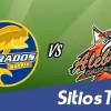 Dorados de Sinaloa vs Alebrijes de Oaxaca en Vivo – Cuartos de Final Vuelta Clausura 2015 – Domingo 19 de Abril del 2015