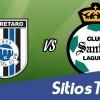 Ver Querétaro vs Santos en Vivo – J4 Clausura 2015 – Viernes 30 de Enero del 2015