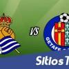 Real Sociedad vs Getafe en Vivo – Jornada 8 de la Liga BBVA 2014/2015
