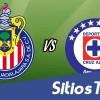 Ver Chivas vs Cruz Azul en Vivo – Domingo 31 de Agosto del 2014