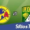 Ver América vs León en Vivo – Cuartos de Final Apertura 2015 – Miércoles 25 de Noviembre del 2015