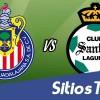 Ver Chivas vs Santos en Vivo – Semifinales Vuelta Clausura 2015 – Domingo 24 de Mayo del 2015