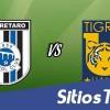 Querétaro vs Tigres en Vivo – Copa MX – Miércoles 17 de Septiembre del 2014