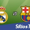 Real Madrid vs Barcelona en Vivo – Liga BBVA – Sábado 25 de Octubre del 2014