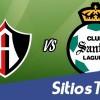 Ver Atlas vs Santos en Vivo – Sábado 30 de Agosto del 2014