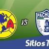 América vs Pachuca en Vivo – Info de la trasmisión por TV y por Internet – Partido Amistoso