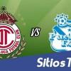 Ver Toluca vs Puebla en Vivo – Cuartos de Final Apertura 2015 – Domingo 29 de Noviembre del 2015