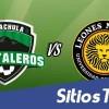 Cafetaleros de Tapachula vs Leones Negros en Vivo – J6 Clausura 2016 – Sábado 13 de Febrero del 2016