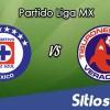 Ver Cruz Azul vs Veracruz en Vivo – Online, Por TV, Radio en Linea, MxM – AP 2016 – Liga MX