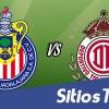 Ver Chivas vs Toluca en Vivo – J5 Clausura 2016 – Sábado 6 de Febrero del 2016