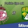 Ver Toluca vs León en Vivo – Online, Por TV, Radio en Linea, MxM – AP 2016 – Liga MX