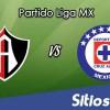 Ver Atlas vs Cruz Azul en Vivo – Online, Por TV, Radio en Linea, MxM – AP 2016 – Liga MX
