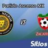 Leones Negros vs Mineros de Zacatecas en Vivo – Online, Por TV, Radio en Linea, MxM – AP 2016 – Ascenso MX