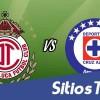 Ver Toluca vs Cruz Azul en Vivo – J16 Clausura 2016 – Domingo 1 de Mayo del 2016