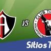 Ver Atlas vs Xolos Tijuana en Vivo – J17 Clausura 2016 – Sábado 7 de Mayo del 2016