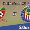 Monarcas Morelia vs Chivas en Vivo – Online, Por TV, Radio en Linea, MxM – AP 2016 – Copa MX