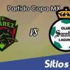 FC Juarez vs Santos en Vivo – Online, Por TV, Radio en Linea, MxM – AP 2016 – Copa MX