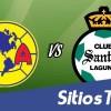 Ver America vs Santos en Vivo – J5 Clausura 2016 – Sábado 6 de Febrero del 2016