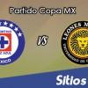 Cruz Azul vs Leones Negros en Vivo – Online, Por TV, Radio en Linea, MxM – AP 2016 – Copa MX