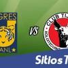 Ver Tigres vs Xolos Tijuana en Vivo – J6 Clausura 2016 – Sábado 13 de Febrero del 2016