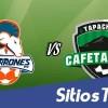 Cimarrones de Sonora vs Cafetaleros de Tapachula en Vivo – J5 Clausura 2016 – Viernes 5 de Febrero del 2016