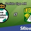 Ver Santos vs León en Vivo – Online, Por TV, Radio en Linea, MxM – AP 2016 – Liga MX