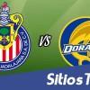 Ver Chivas vs Dorados de Sinaloa en Vivo – J16 Clausura 2016 – Domingo 1 de Mayo del 2016