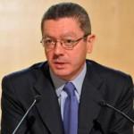 Alberto Ruiz-Gallardón dimite como ministro de Justicia