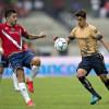 Alineaciones para el partido Veracruz vs Pumas