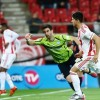Alan Pulido anota gol con el Olympiacos