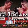 Jorge Paez Jr. vs Carlos Ocampo en Vivo – Box Azteca 7 – Sábado 28 de Noviembre del 2015