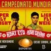 Carlos Cuadras vs Koki Eto en Vivo – Box Canal 5 – Sábado 28 de Noviembre del 2015